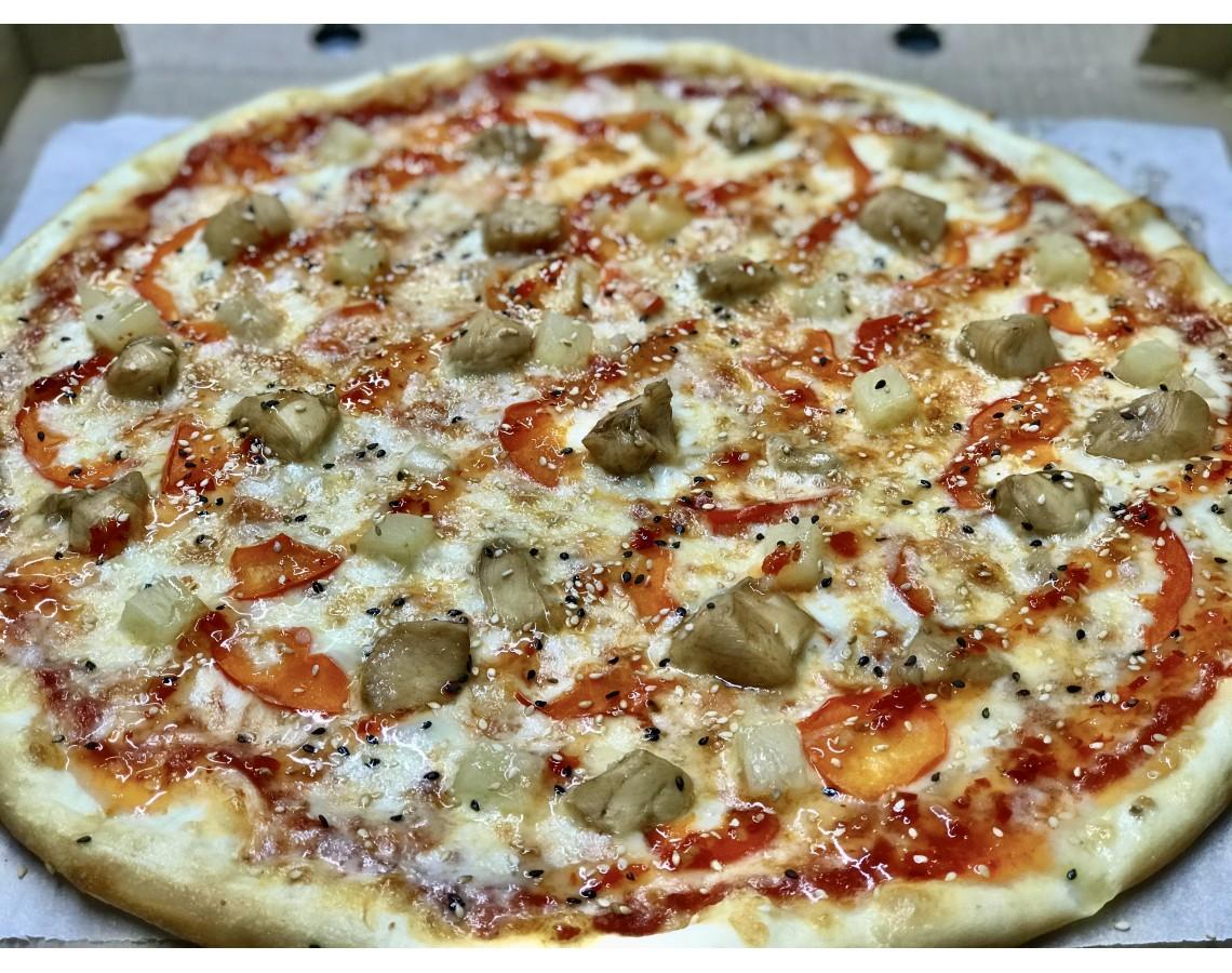 Пицца Алоха
